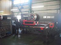 2014 Amada EM-255MII Turret Pun