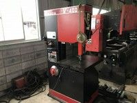 1988 Amada V-400 Vertical Band