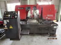 1997 Amada HA-500 500mm Band Sa