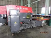 2001 Amada ARIES-245-2NT Turret