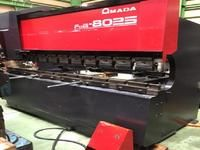 1986 Amada FBD-8025E 2.5m Hydra