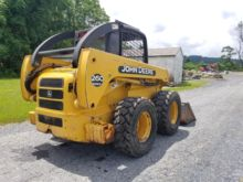 Used John Deere 260 Skid Steer Loader for sale   Machinio
