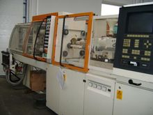 Injection molder by engel model
