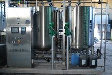 Bottle production and filling l