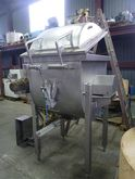 Stainless steel frame/paddle ag