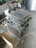 Stainless steel twin shaft padd