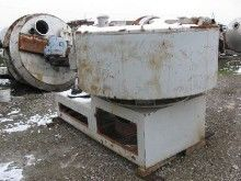 "Used ""cooler"" mixer"