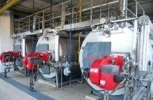 Boiler room consist UG5918