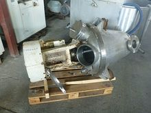Stainless steel conical mixer b