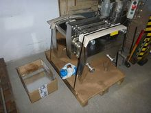 Stainless steel filter press by