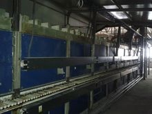 Used Roll conveyer f