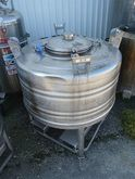 Used Vertical stainl