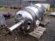 1500 l ss process vessel L1061-