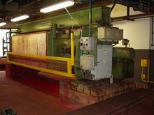 Chamber type filter press made