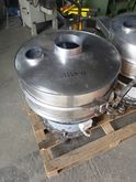Stainless steel vibrating scree