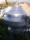 Stainless steel milk separator