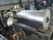 Stainless steel cylindrical scr