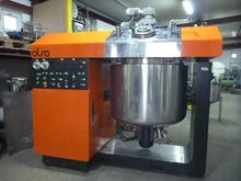 Stainless steel 316 homogenisin