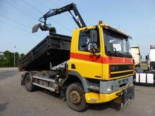 Used 1996 DAF 65 180