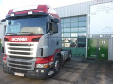 Used 2011 Scania R 4