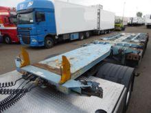 Used D-TEC FT-43-03V Trailer for sale   Machinio