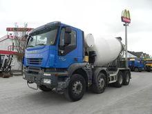 2008 Iveco 340T41 8x4 (E4) 8x4