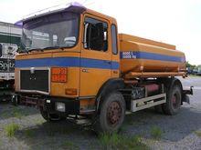 1983 MAN 14.168 Tankwagen