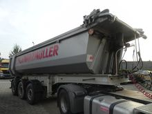 2012 Schwarzmüller K-100 3-Achs