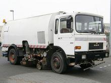Used 1987 MAN 17.192