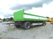 Used 2008 Fliegl 18t