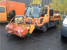 2005 Multicar Fumo 4x4 Doka/All