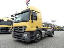 2010 Mercedes-Benz MPIII 1841 (