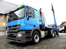 2009 Mercedes-Benz 2644 L 6x2 (