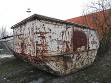 2000 Absetzcontainer ca 10 m³