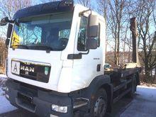 2011 MAN TGM 18.290 (E5) 4x2 Te