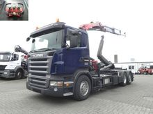 Used 2007 Scania R44