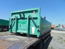 2009 Sirch Container Ladeplattf