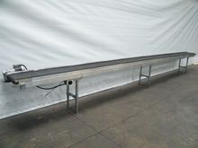 Visser 350 × 7000 mm conveyor b