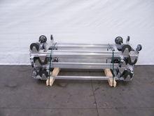 Aluminum push trolley