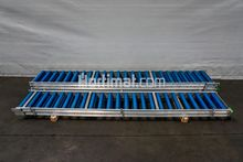 390 × 2970 mm Roller conveyor