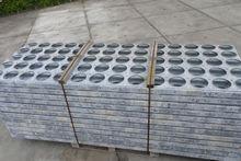 14 pots at 3 meter Gerbera plat