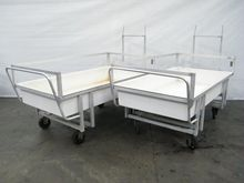 de Vette watering trolleys
