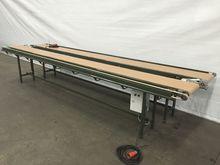 Potveer 500 × 4500 mm bunching