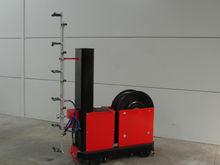 Berg Hortimotive Meto pipe rail