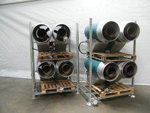 Priva DA10 hot air heater