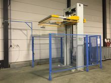 Sorma RMS 124 pallet strapping