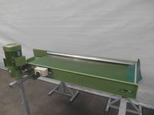 Bercomex 550 × 1450 mm conveyor
