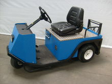 Ezgo XI-835 electric trolley