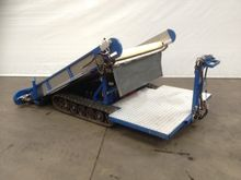 Luga A1 lettuce harvest machine