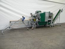 chrysanthemums bunching machine